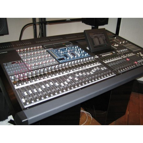pm5d console num rique yamaha vente occasion console mixage. Black Bedroom Furniture Sets. Home Design Ideas