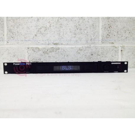 Power Brite PB11 - Distributeur de courant et éclairage pour rack - Occasion