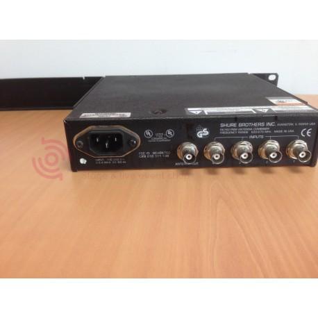 PA-760E Antenna Combiner - SHURE - Vente occasion