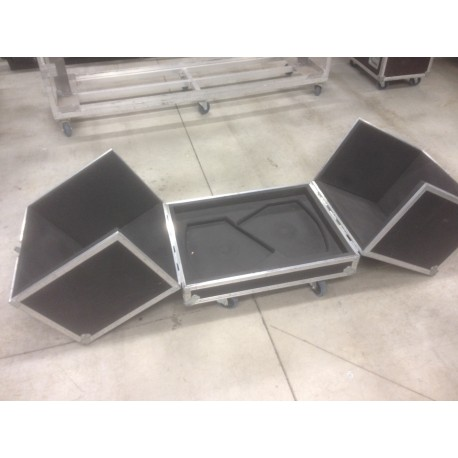 Flight-cases pour le son