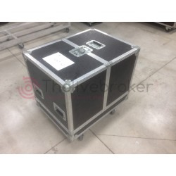 Flight case pour 2 enceintes 12 XT L'ACOUSTICS - Vente occasion