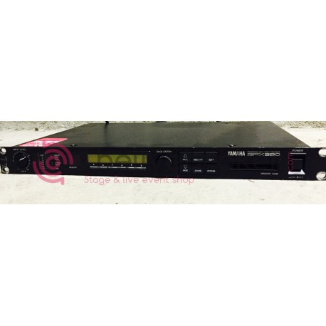 SPX990 - Processeur Multi-effets - YAMAHA - Vente - Occasion