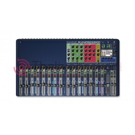 Soundcraft Si Expression 3 NEUF