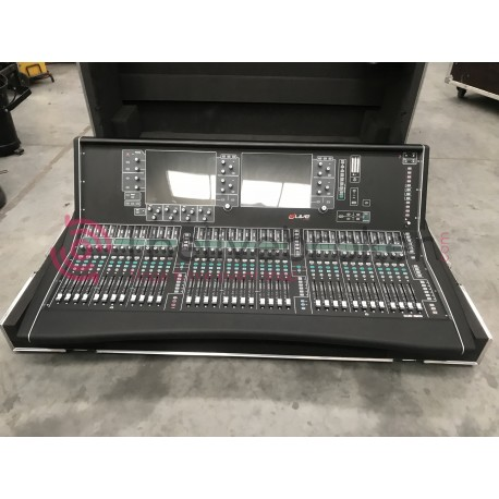 Occasion Allen & Heath dlive D-LIVE S7000 + DM64 + carte dante